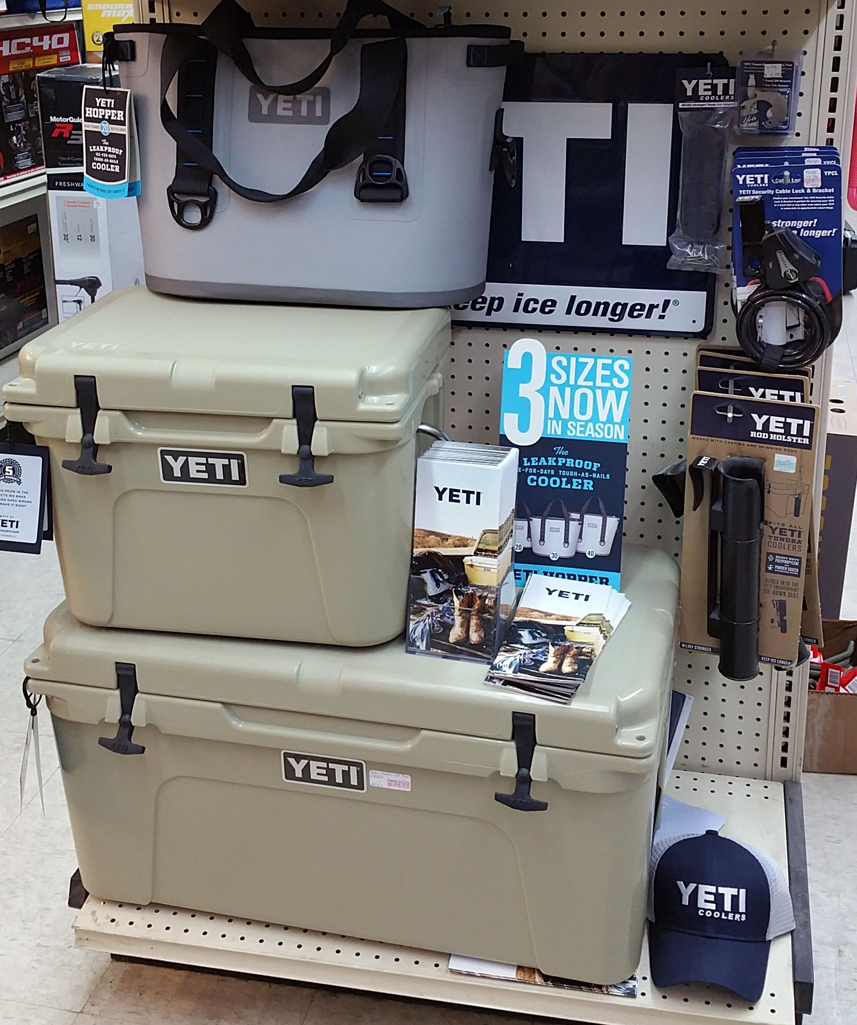 Sporting Goods Yeti Coolers